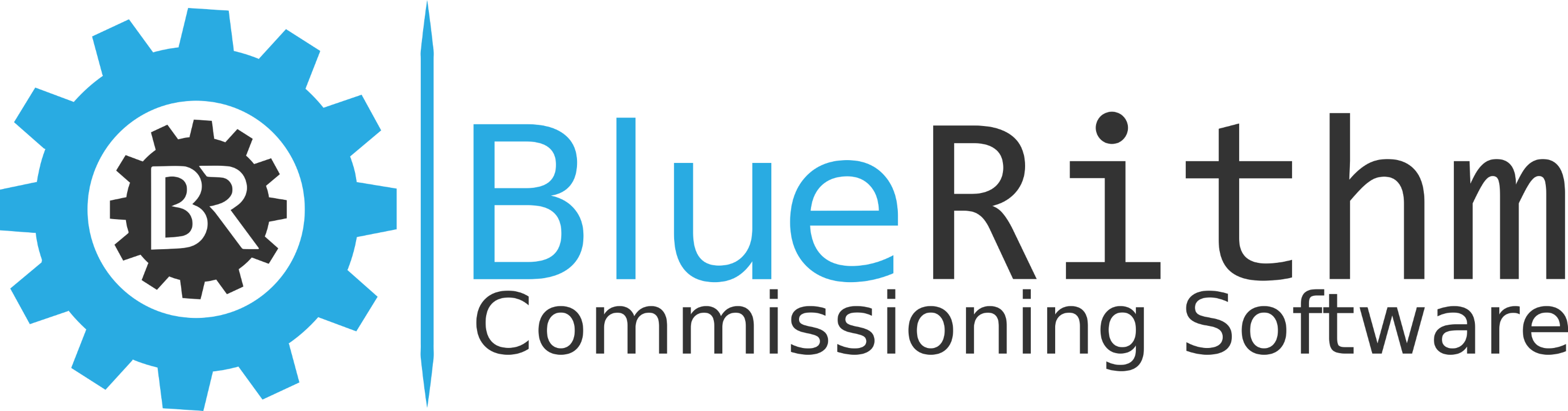 BlueRithm Commissioning Software